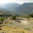 Delphi in the Morning